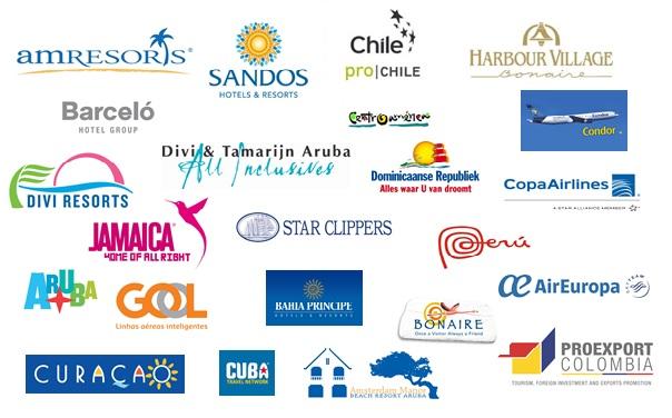 logo's deelnemers